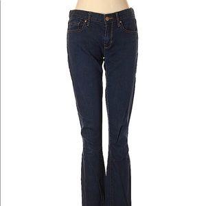 GAP (Sexy Boot) Jeans Sz 28 / 6 Tall